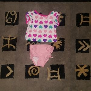 9month tankini nwot by circo